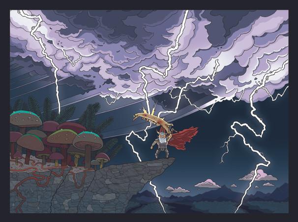 Gnomad Lightning