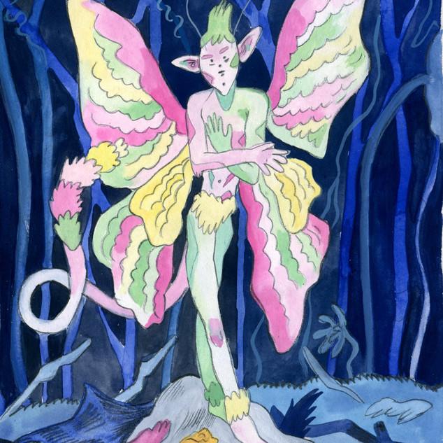 Fairy of Night