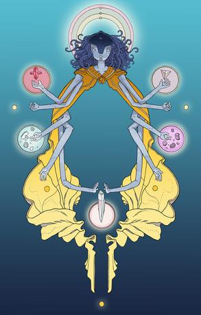 Steven Universe Inside Back Cover