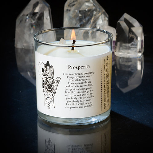 Prosperity 8oz Candles