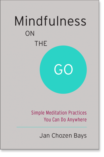 Mindfulness on the Go (Shambhala Pocket Classic): Simple Meditation Practices Yo