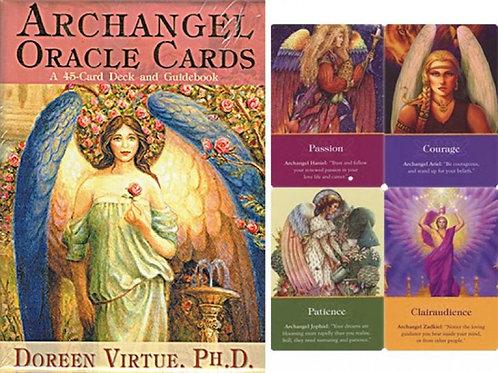 Archangels Doreen Virtue Oracle Deck