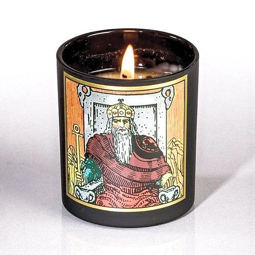 Emperor Tarot Candle