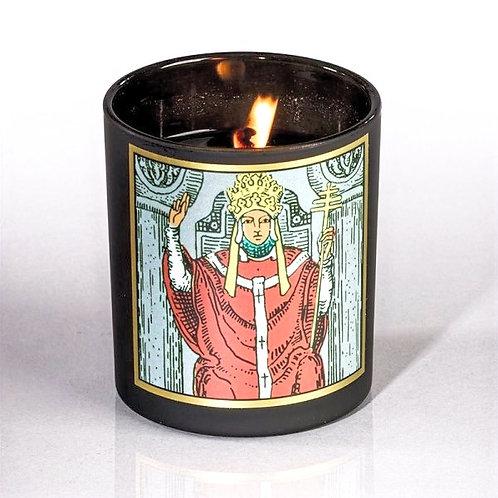 Hierophant Tarot Candle