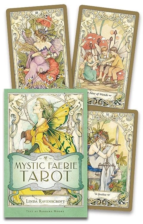 Mystic Faerie Magical Cards