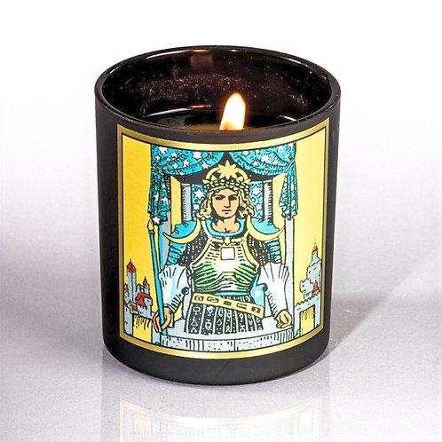 Chariot Tarot Candle