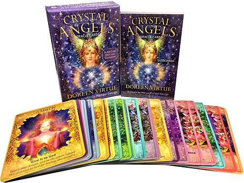 Crystal Angels Doreen Virtue Oracle Deck