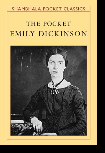 The Pocket Emily Dickinson (Shambhala Pocket Classics)