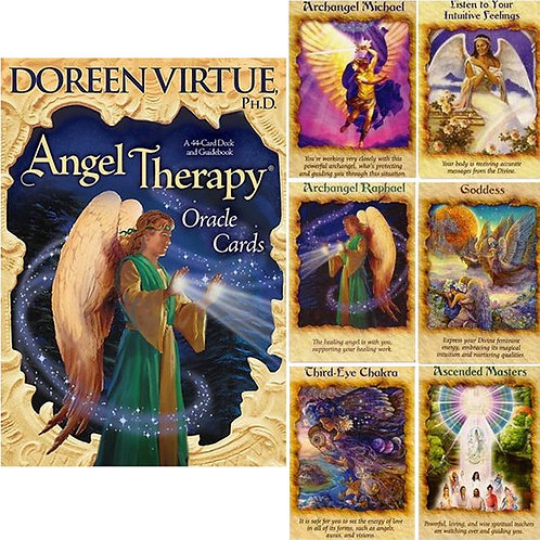 Angel Therapy Doreen Virtue Oracle Deck