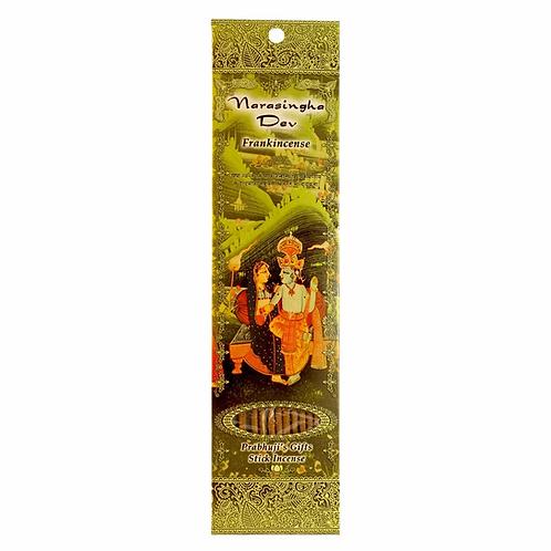 Incense Sticks Narasingha Dev - Frankincense Champa