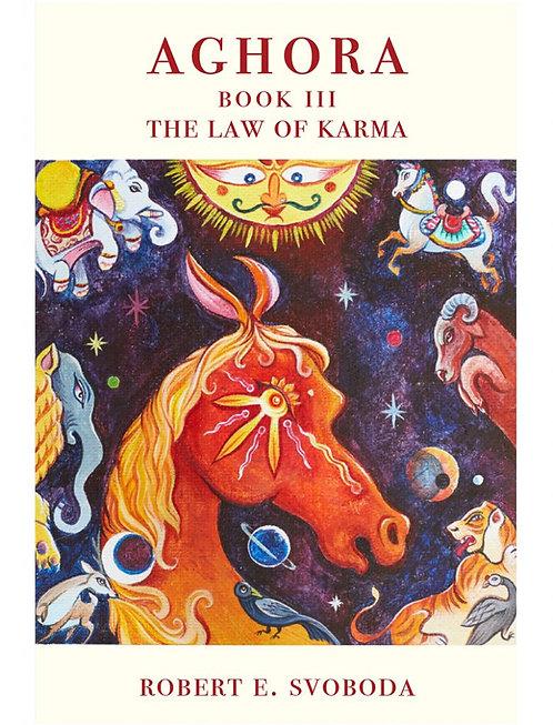 AGHORA BOOK 3