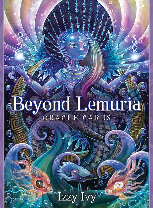 Beyond Lemuria  Oracle Cards reading