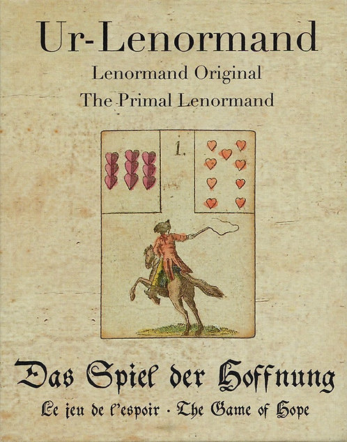 Primal Lenormand — The Game of Hope (Ur - Lenormand)