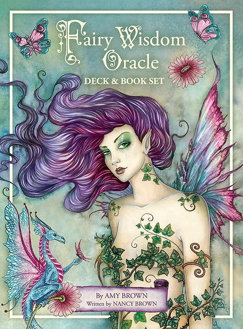Fairy Oracle Cards Reading