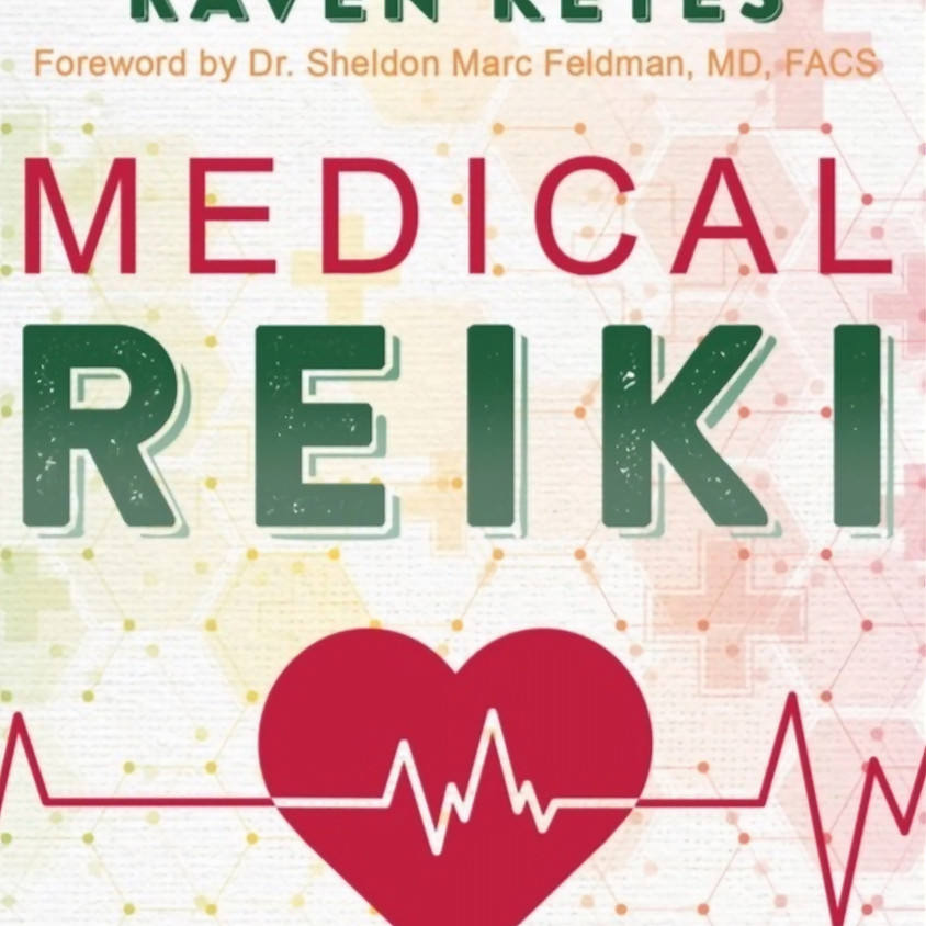 Medical Reiki Book Signing with Author Raven Keyes