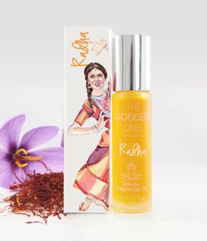 Radha Fragrance Roll-On