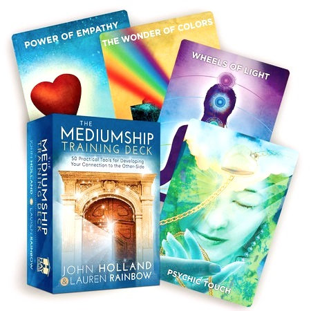 learn mediumship training