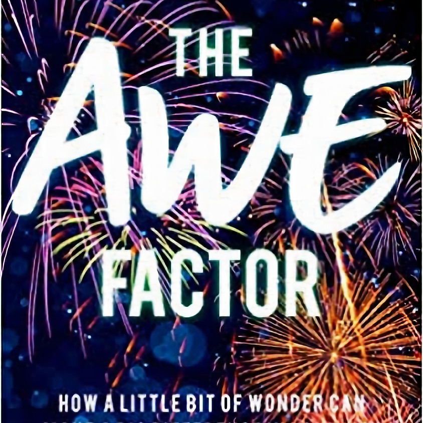 """""""The Awe Factor"""": with Allen Klein"""