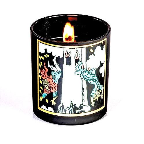 Tower Tarot Candle