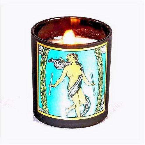 World Tarot Candle Magic