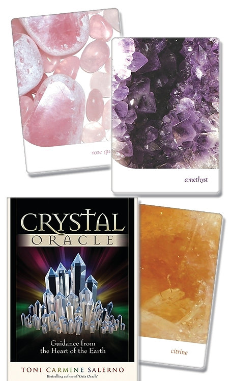 Crystal Oracle Reading