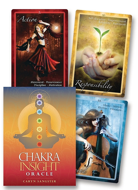 Chakra Reading