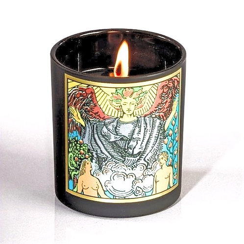 Lovers Tarot Candle