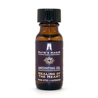 Healing of the Heart Anointing Oil