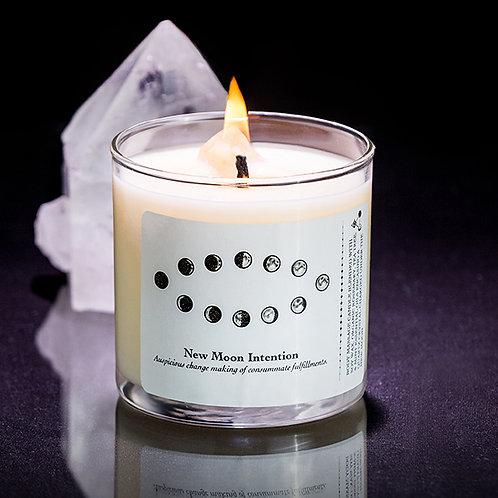 New Moon 8oz Candle