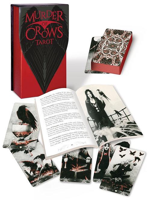 Murder Of Crows Limited Edition Kit