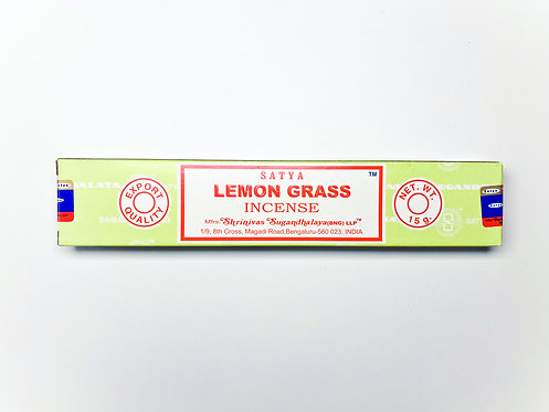 Satya Lemon Grass