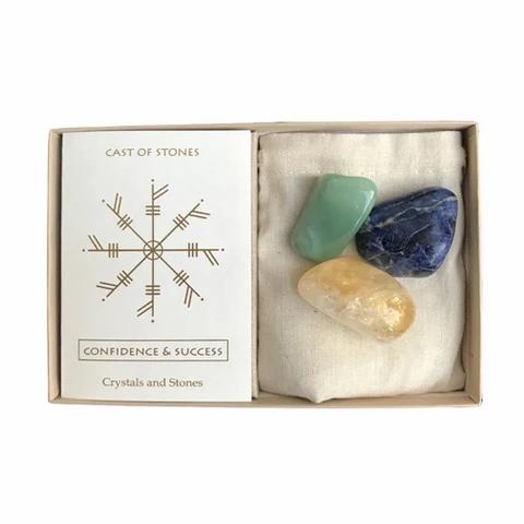 Conifidence & Success Stone Set