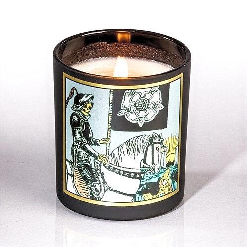 Death Tarot Candle magic