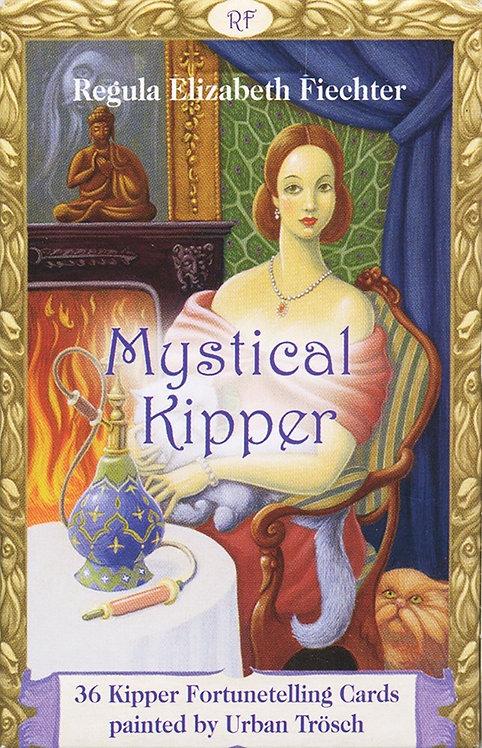 Mystical Kipper card  Deck