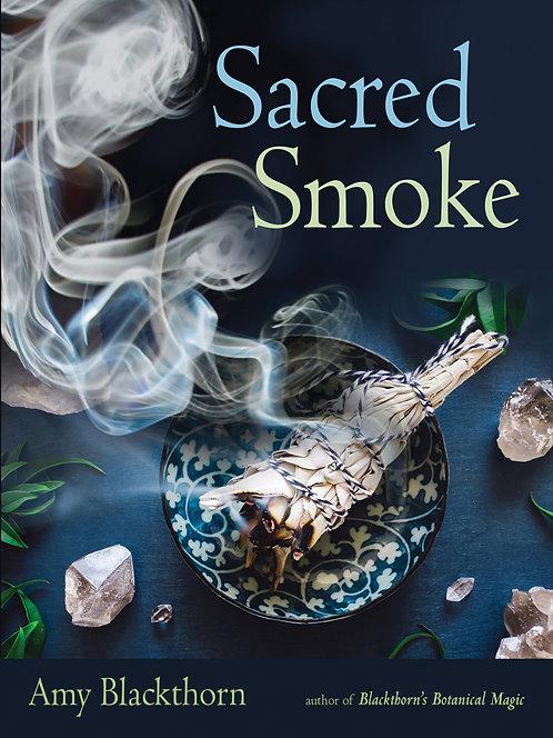 Sacred Smoke Sage cleansing