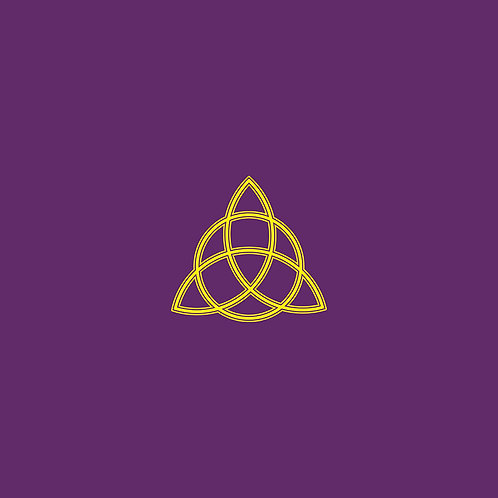 Wicca Velvet Cloth