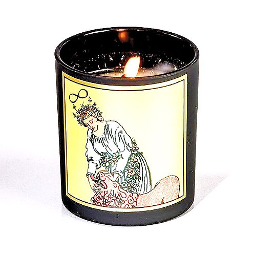 Strength Tarot Candle