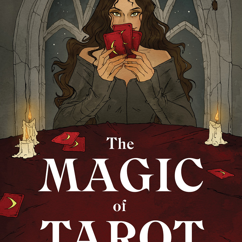 """The Magic of Tarot,"" releasing Party Event on October 8th, 2021 With Sasha Graham"