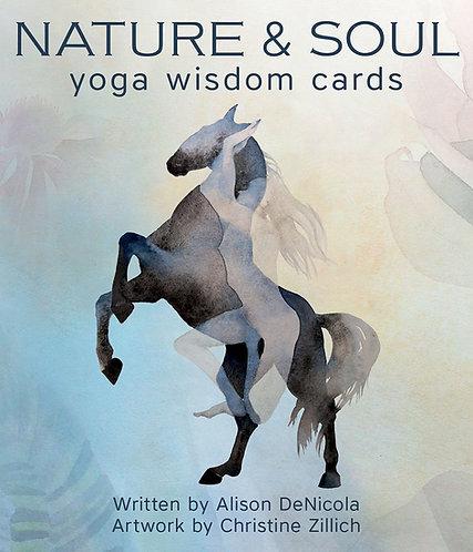 Nature & Soul Yoga Wisdom Cards