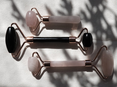Black Obsidian Facial Roller