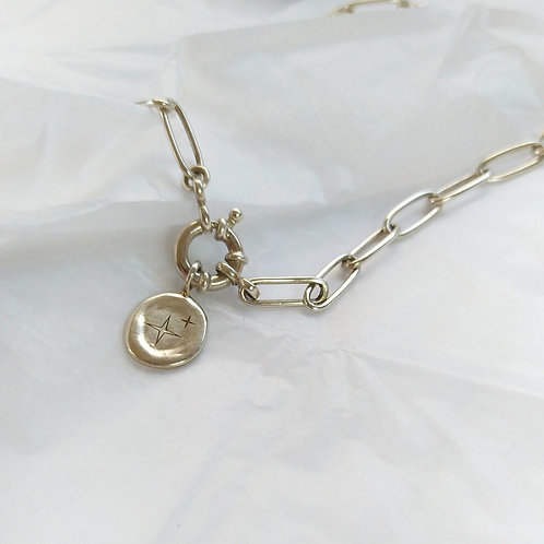 BOUNDLESS ANKLET