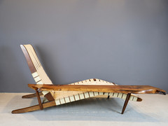 "SOLD""Long Chair"" - George Nakashima (SOLD)"