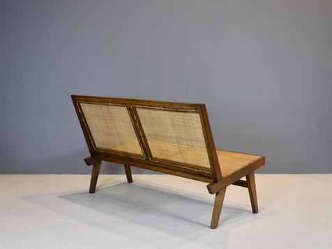 Pierre Jeanneret- Folding Settee, 1958
