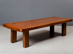 "Pierre Chapo - ""T08"" Coffee Table, 1965"