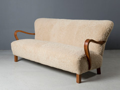 Swedish 1940s Couch