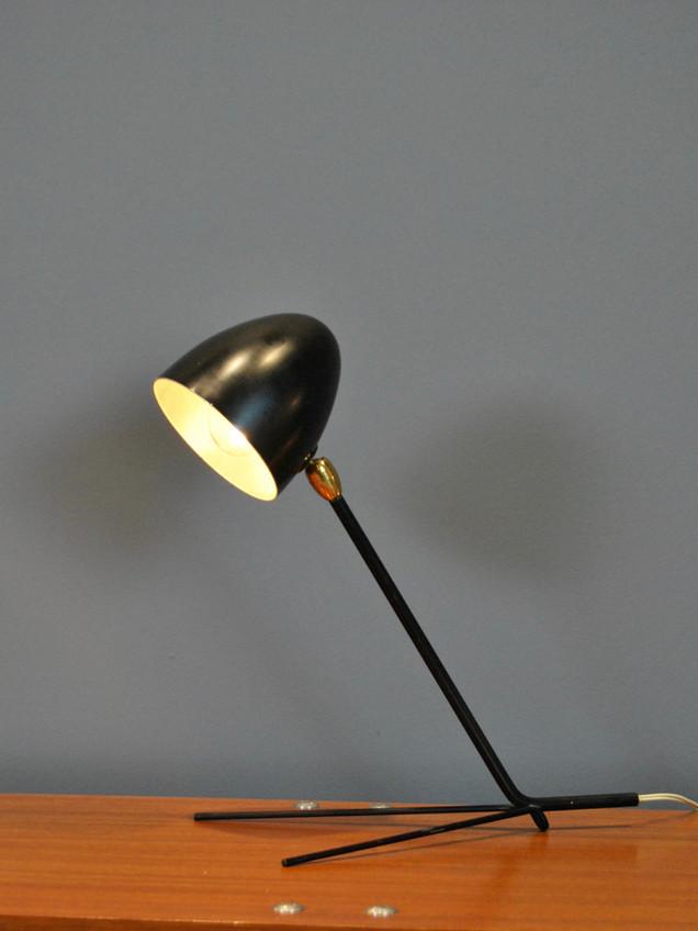 "Serge Mouille - ""Cocotte"" Lamp"