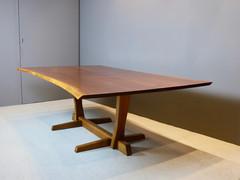SOLD G. Nakashima - Conoid Table
