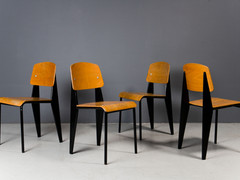 Jean Prouvé - Standard Chairs, 1950s