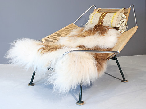H.Wegner - Flag Halyard Chair 1950s