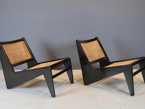 Pierre Jeanneret - Kangarou Chairs